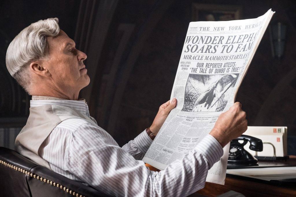 «Дамбо» Тима Бёртона — сатира на Disney, снятая на их же деньги 4