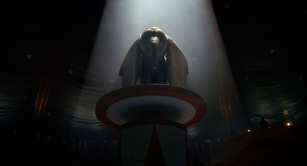 «Дамбо» Тима Бёртона — сатира на Disney, снятая на их же деньги 1