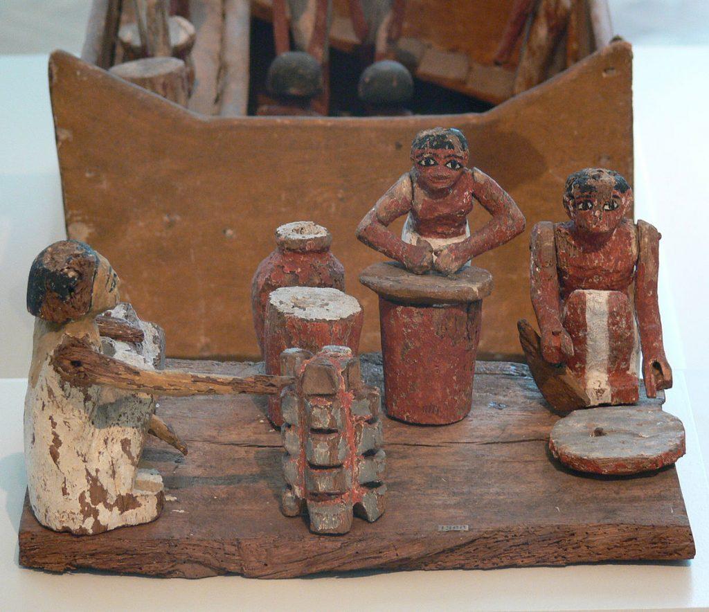 Кухня попаданца: что ели в Древнем Египте 8