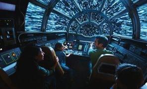 «Диснейленд» по «Звёздным войнам»: что будет в Galaxy's Edge