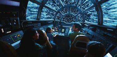 «Диснейленд» по «Звёздным войнам»: что будет в Galaxy's Edge 9