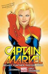 Капитан Марвел в комиксах 10