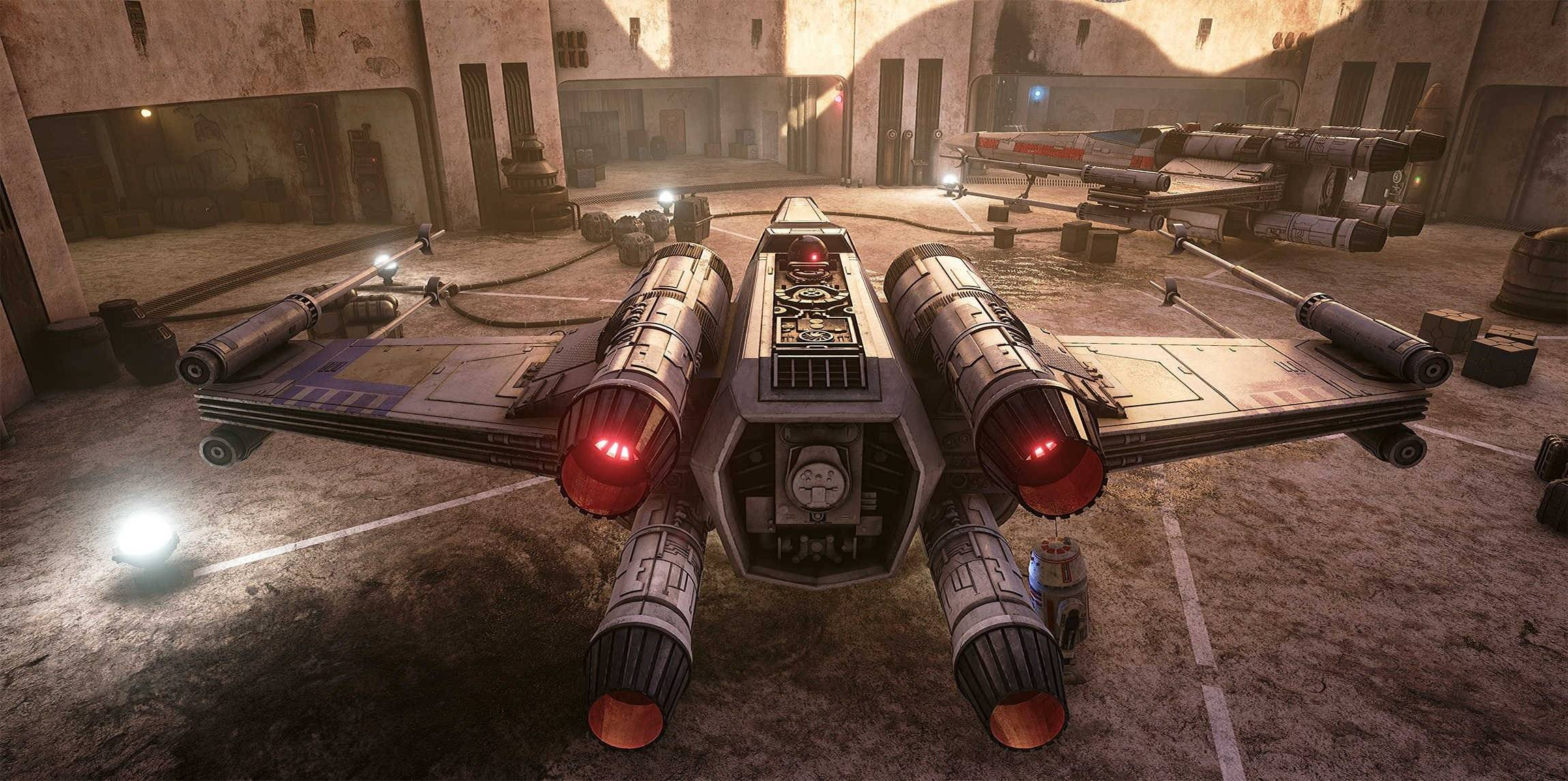 Разработчик из Obsidian в свободное время создаёт ремейк шутера Star Wars Dark Forces