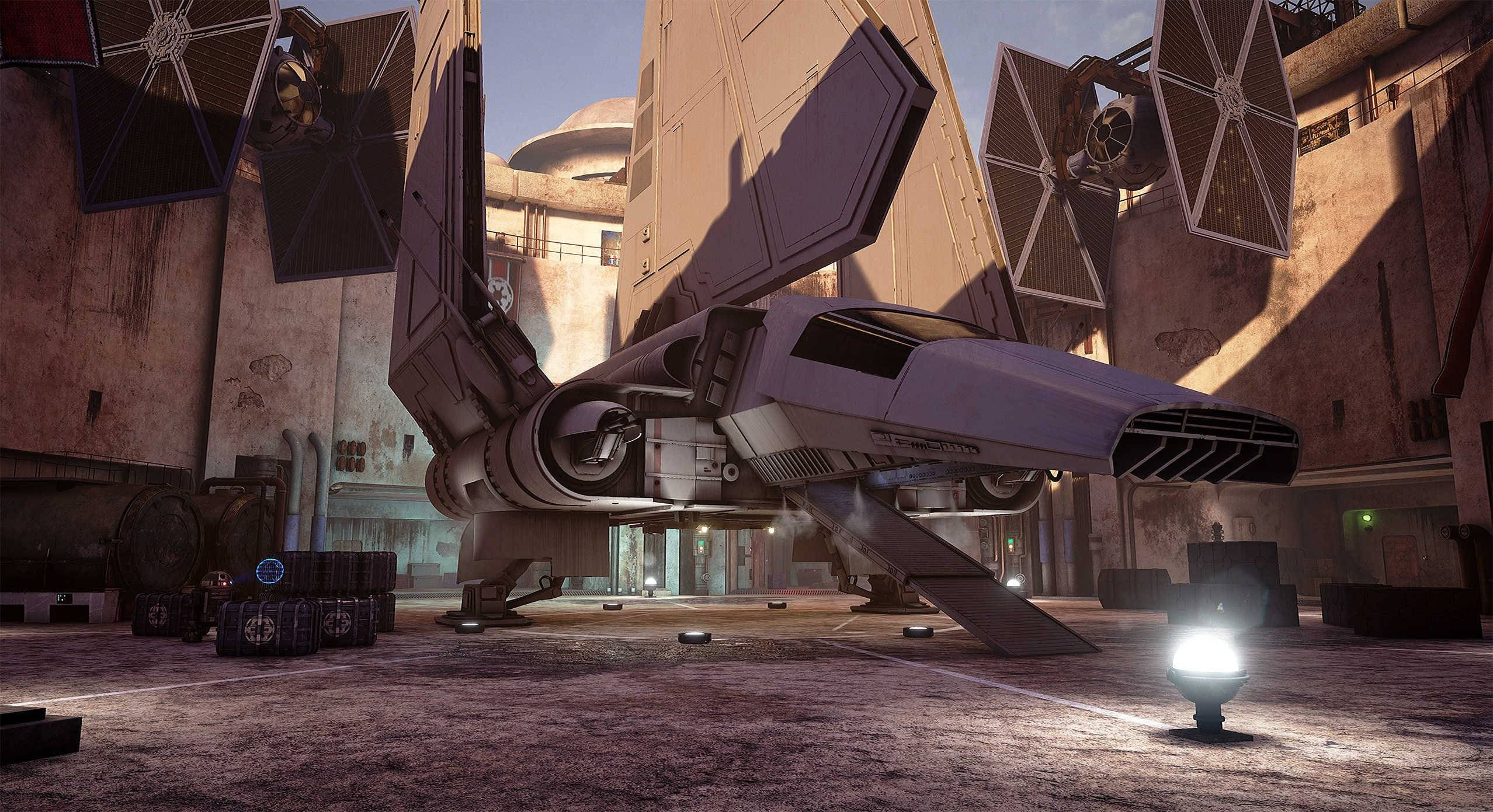 Разработчик из Obsidian в свободное время создаёт ремейк шутера Star Wars Dark Forces 3