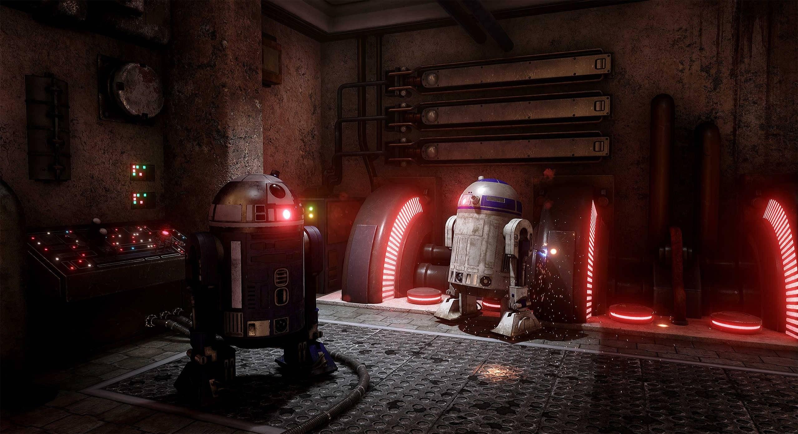 Разработчик из Obsidian в свободное время создаёт ремейк шутера Star Wars Dark Forces 2