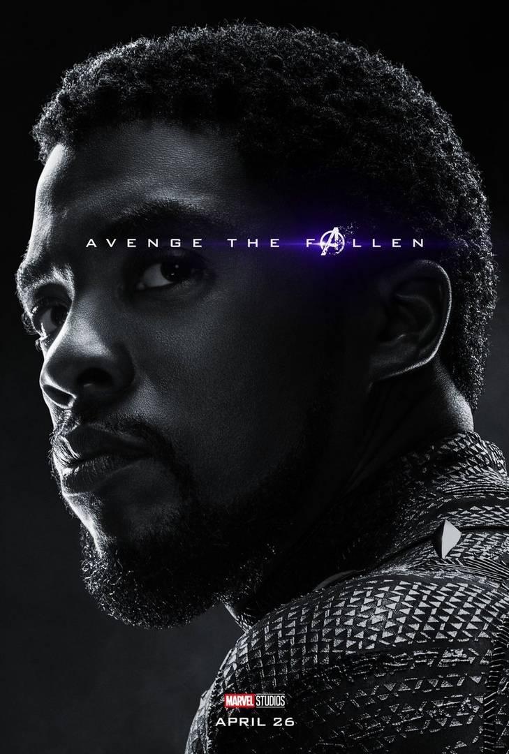 Студия Marvel показала 32 постера к фильму «Мстители: Финал» 22