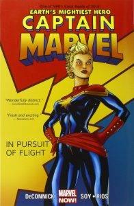 Капитан Марвел в комиксах 12