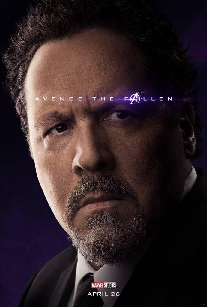 Студия Marvel показала 32 постера к фильму «Мстители: Финал» 5