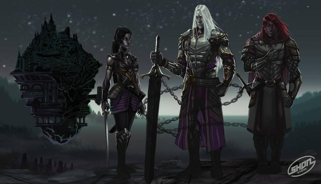Малазан: один из лучших миров тёмного фэнтези 5