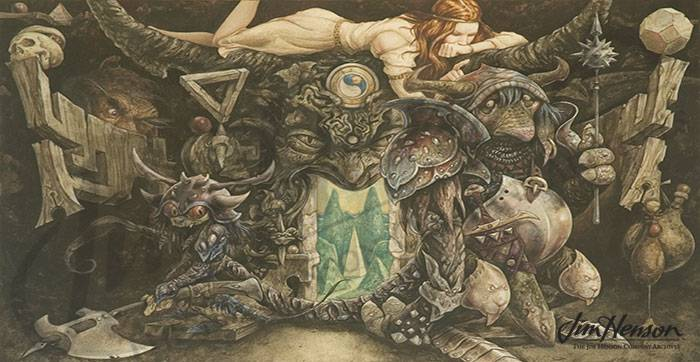 По «Лабиринту» Джима Хенсона выпустят приключение для настольной ролевой игры