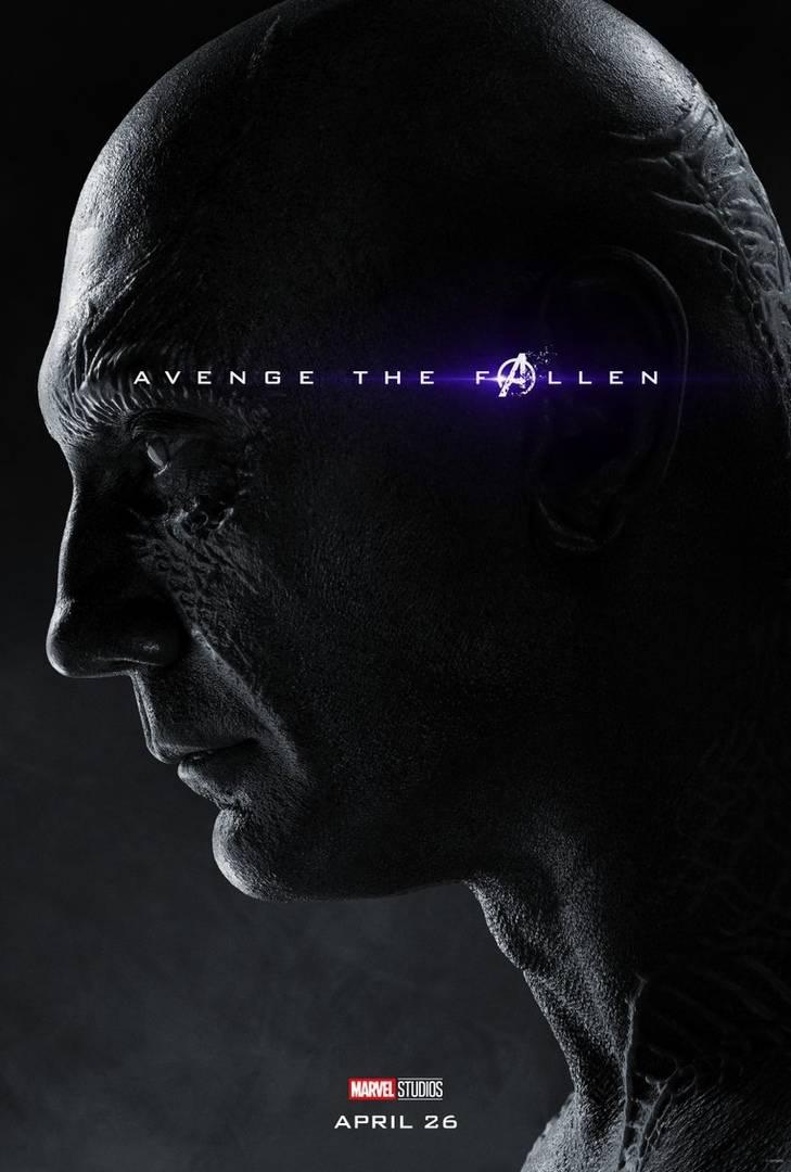 Студия Marvel показала 32 постера к фильму «Мстители: Финал» 23