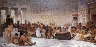 Кухня попаданца: что ели в Древнем Египте 9