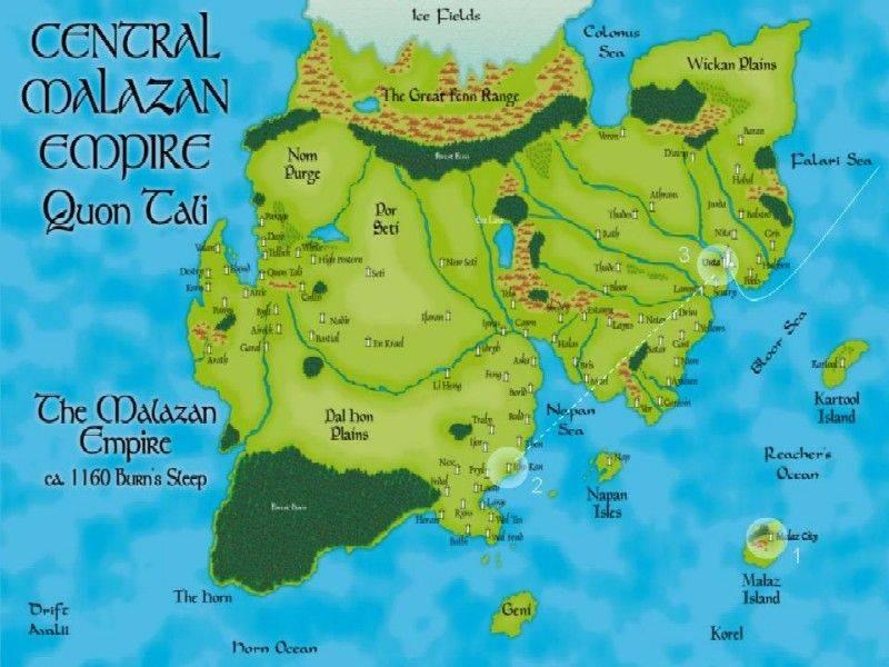 Малазан: один из лучших миров тёмного фэнтези 3