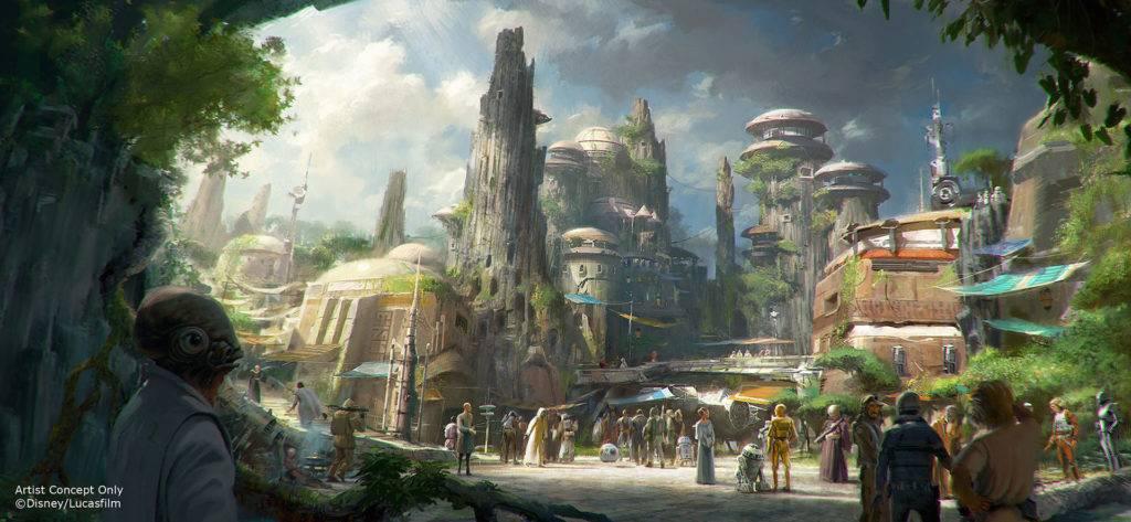 «Диснейленд» по «Звёздным войнам»: что будет в Galaxy's Edge 22