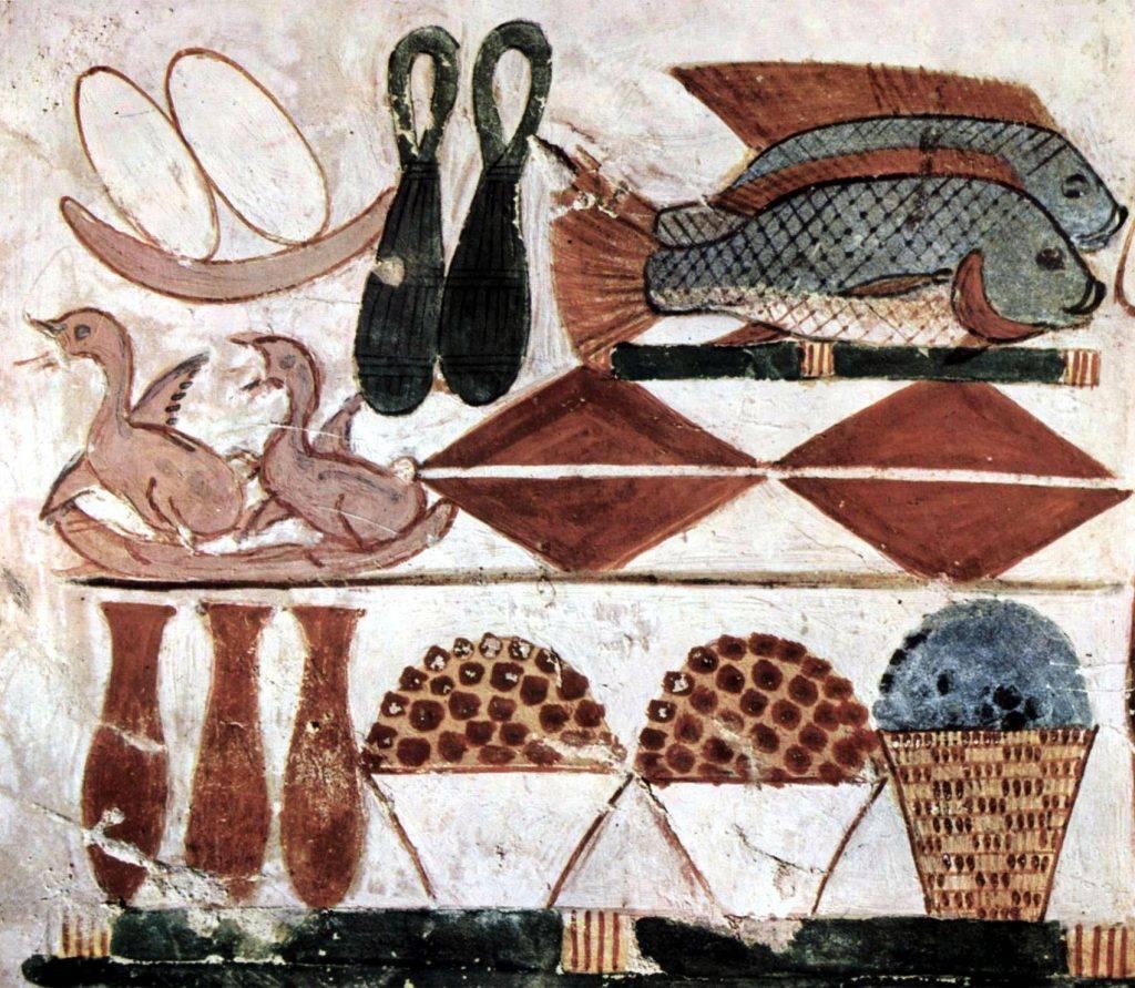 Кухня попаданца: что ели в Древнем Египте 2