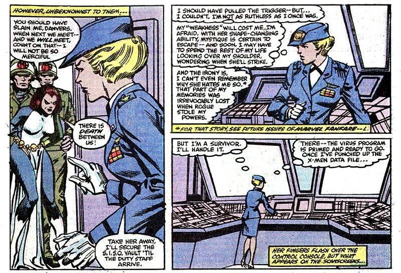 Капитан Марвел в комиксах 20