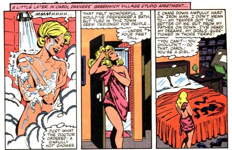 Капитан Марвел в комиксах 19