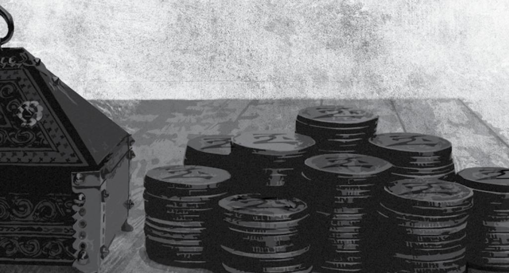 Одиннадцать друзей Корво: обзор настольной ролевой игры «Клинки во тьме» 6