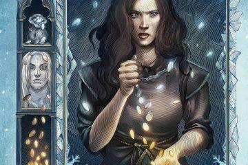 Наоми Новик «Зимнее серебро»