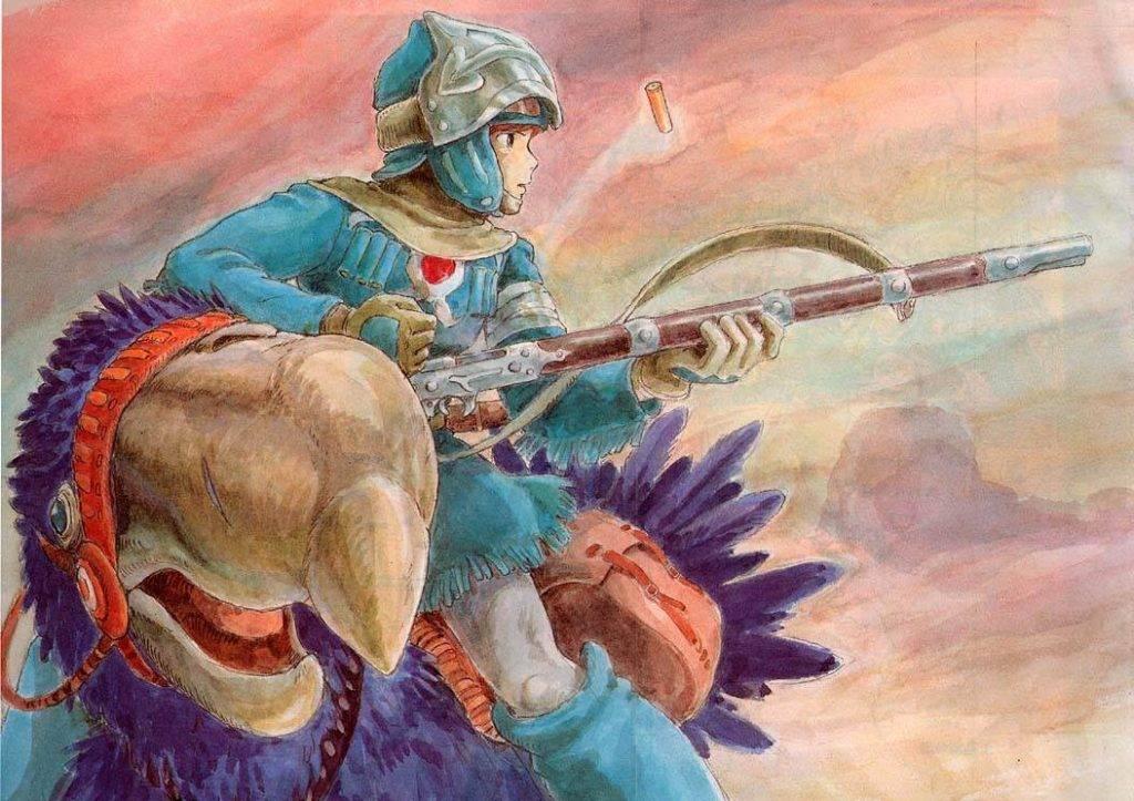 «Навсикая из Долины Ветров»: как родилась легенда 8