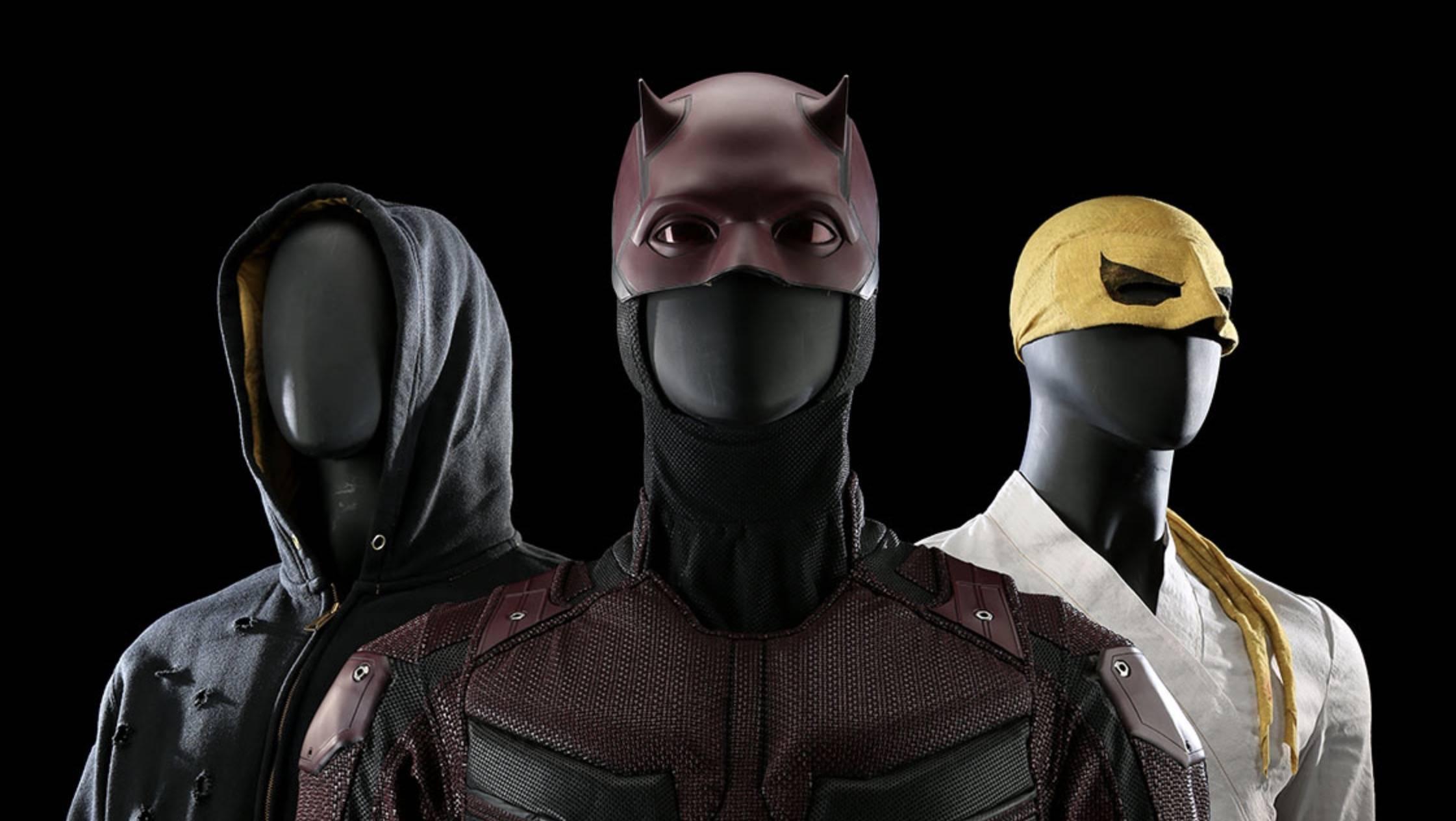 Похоже, сериалы Marvel/Netflix закрыты окончательно —студия распродаёт реквизит