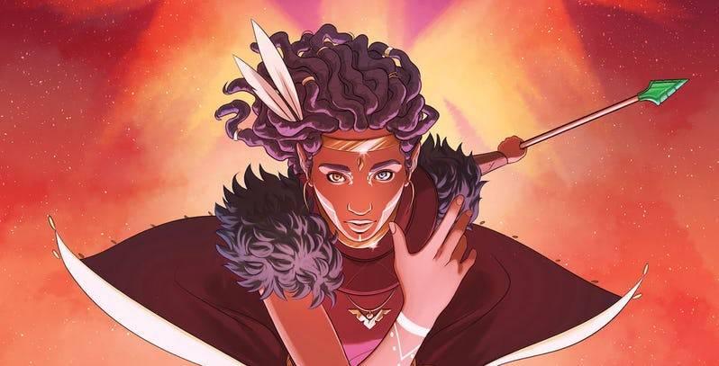 СМИ: HBO запустило в разработку фэнтези-сериал по вселенной комикса Asunda