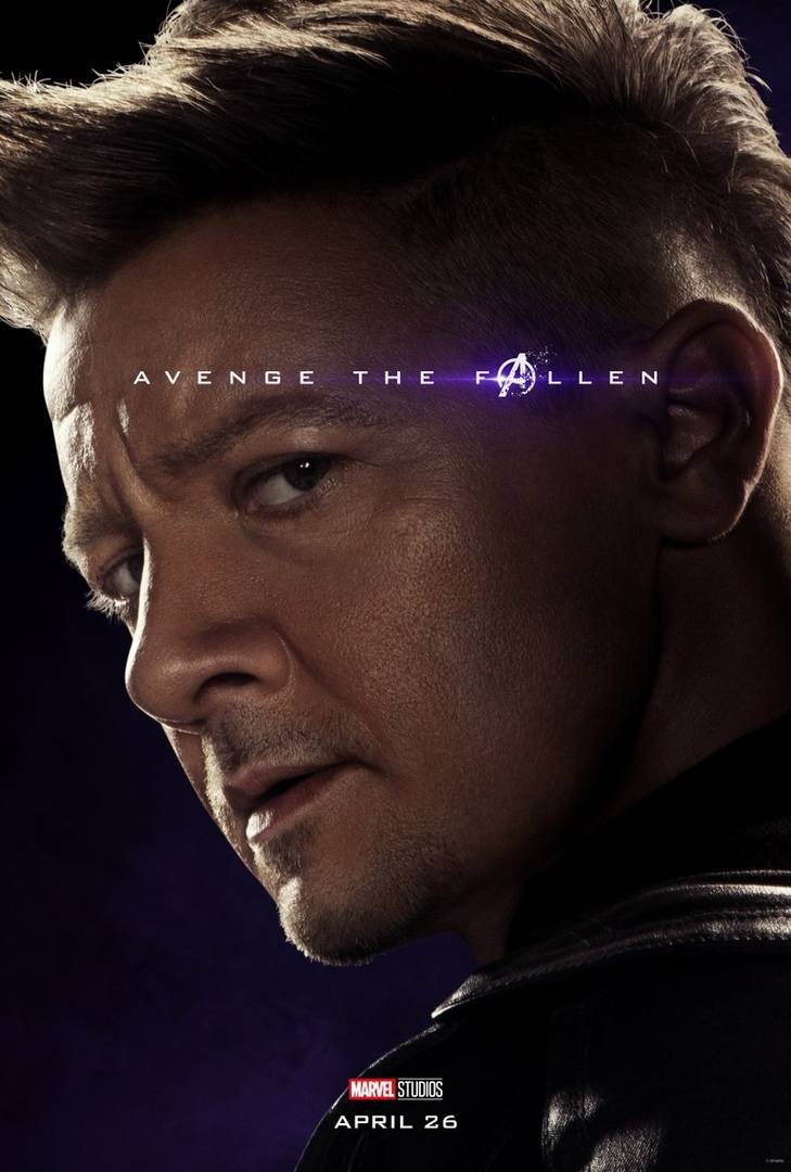 Студия Marvel показала 32 постера к фильму «Мстители: Финал» 10