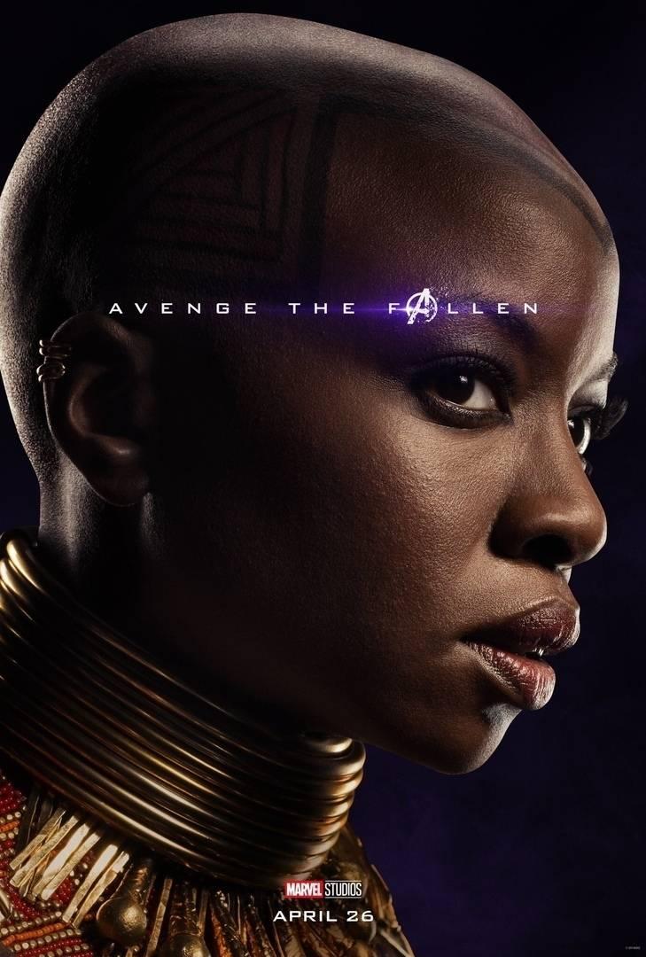 Студия Marvel показала 32 постера к фильму «Мстители: Финал» 8