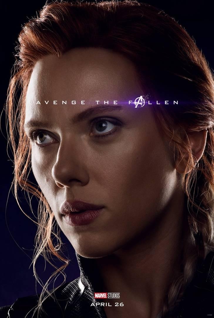 Студия Marvel показала 32 постера к фильму «Мстители: Финал» 9