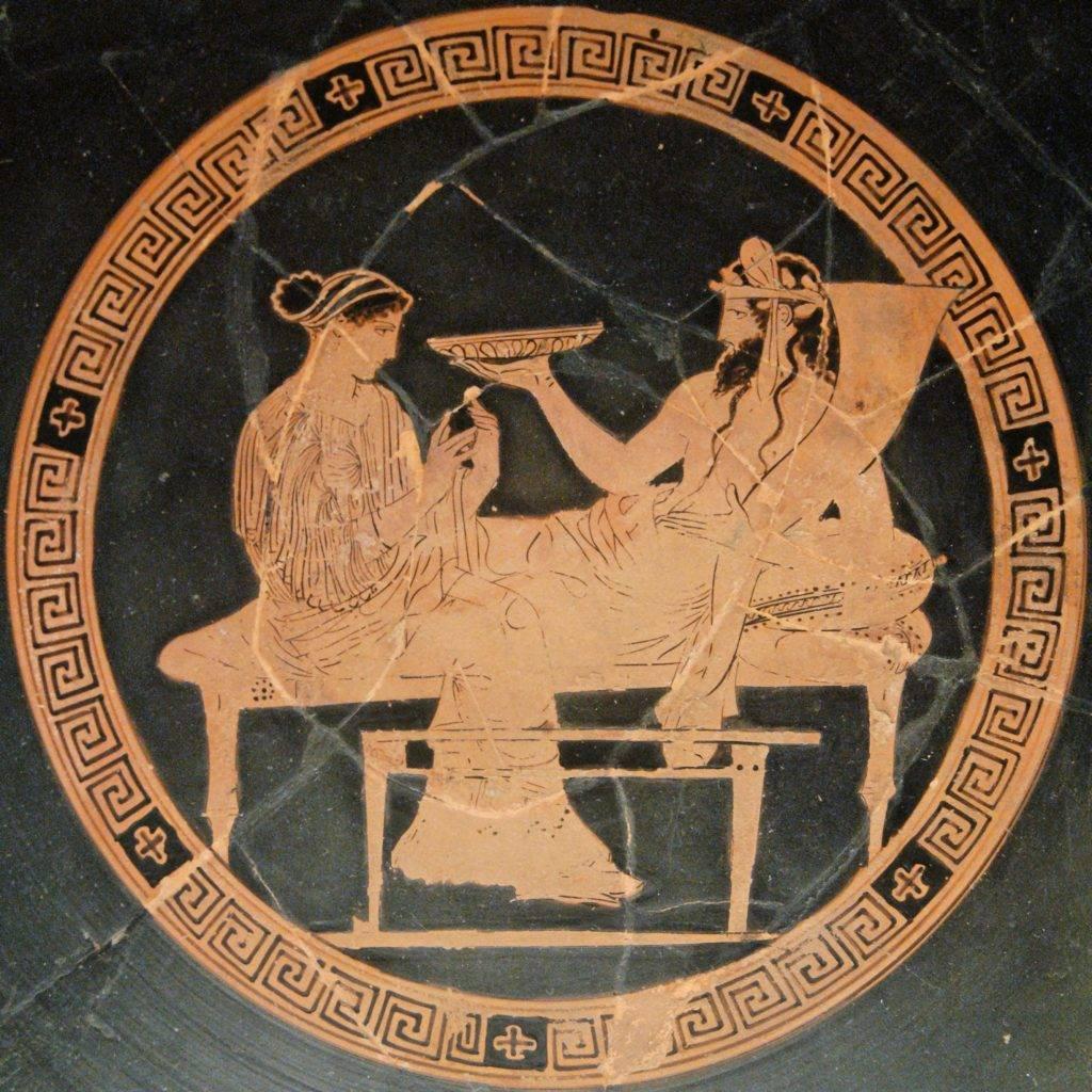 Кухня Древней Греции: что ели философы и гетеры 5
