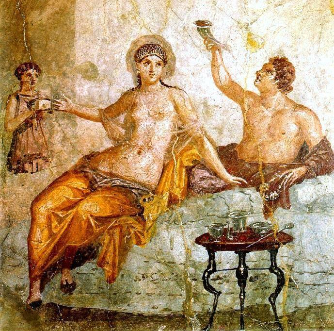Кухня Древнего Рима: что ели гладиаторы и императоры 10