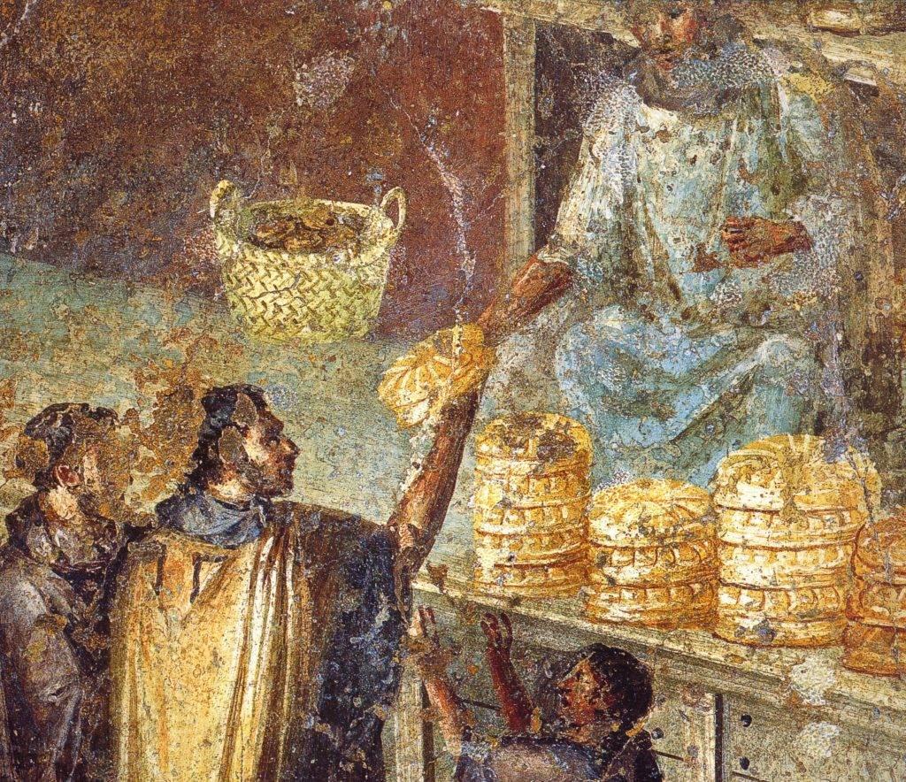 Кухня Древнего Рима: что ели гладиаторы и императоры 1