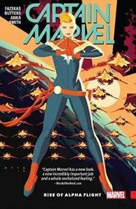 Капитан Марвел в комиксах 23