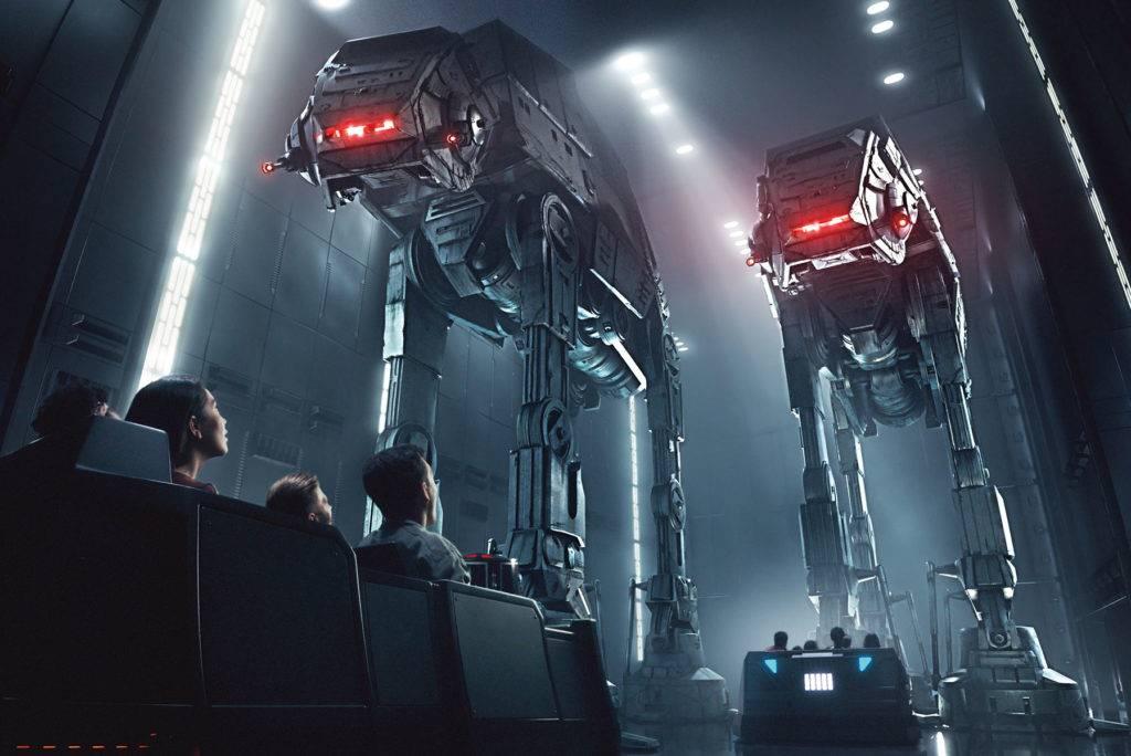 «Диснейленд» по «Звёздным войнам»: что будет в Galaxy's Edge 25