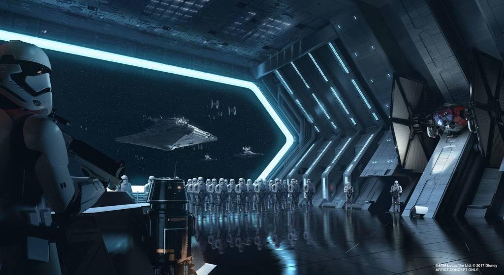 «Диснейленд» по «Звёздным войнам»: что будет в Galaxy's Edge 26