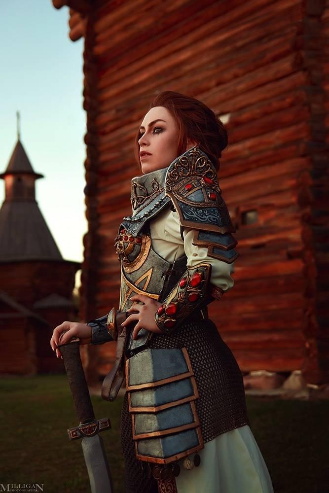 Косплей: Царевна Несмеяна из «Сказок Старой Руси» Романа Папсуева 2