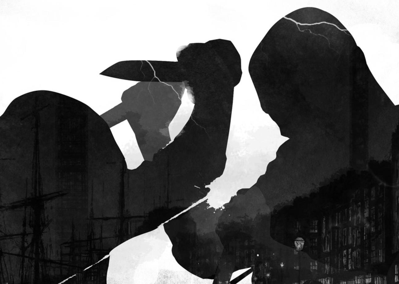 Одиннадцать друзей Корво: обзор настольной ролевой игры «Клинки во тьме» 9