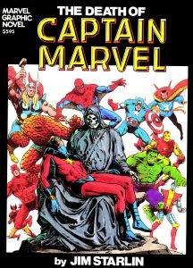 Капитан Марвел в комиксах 24