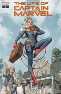 Капитан Марвел в комиксах 25