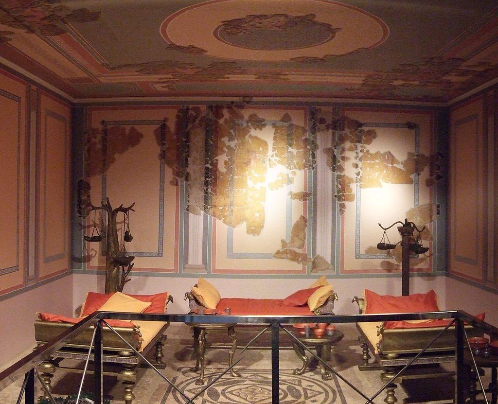 Кухня Древнего Рима: что ели гладиаторы и императоры 7