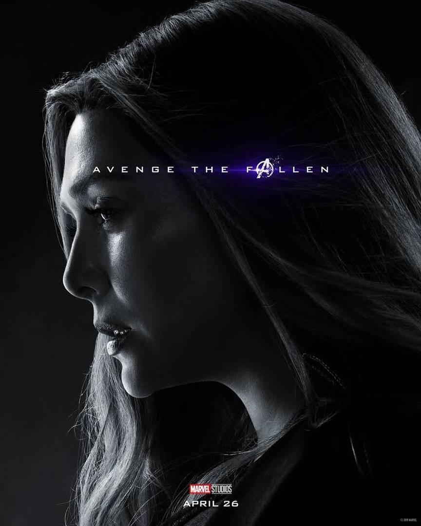 Студия Marvel показала 32 постера к фильму «Мстители: Финал» 27