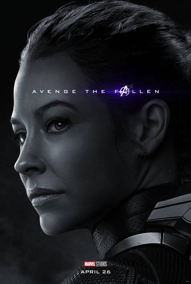Студия Marvel показала 32 постера к фильму «Мстители: Финал» 28
