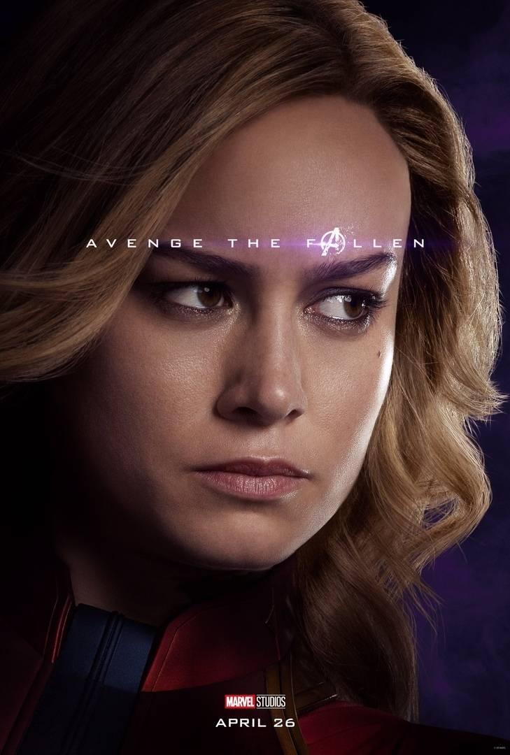 Студия Marvel показала 32 постера к фильму «Мстители: Финал» 14