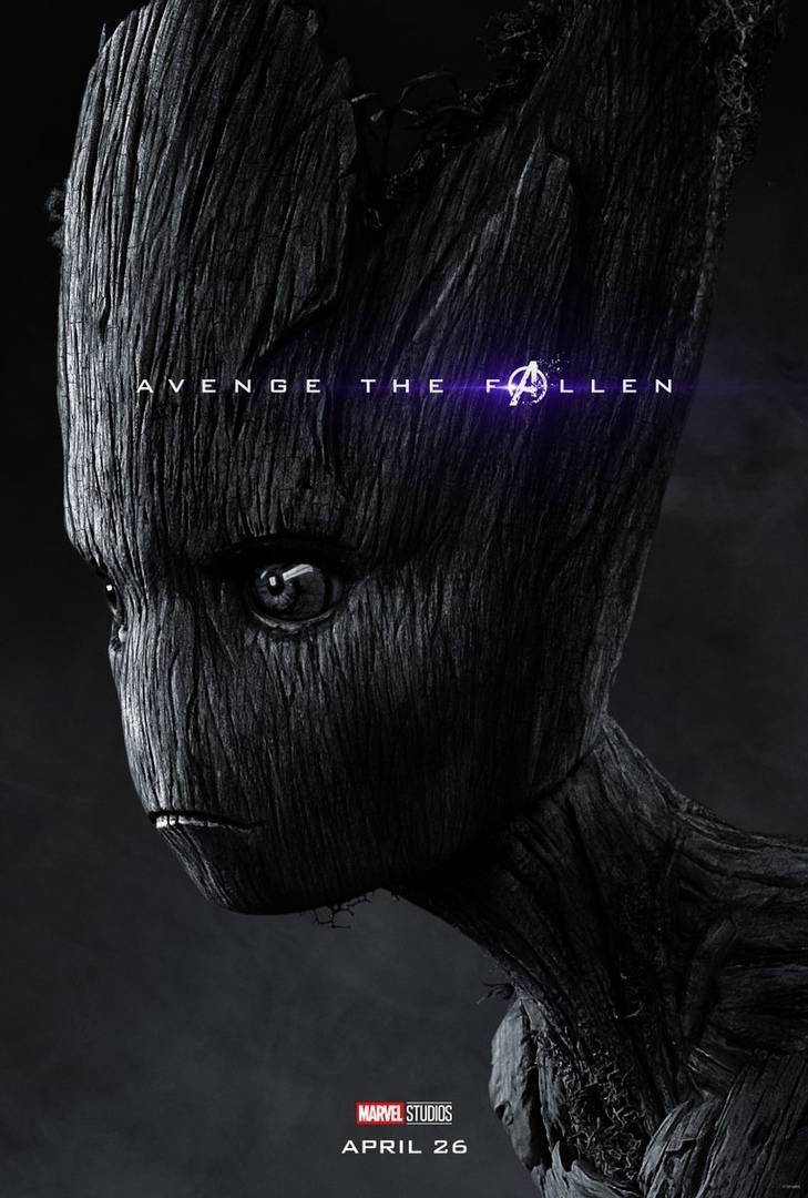 Студия Marvel показала 32 постера к фильму «Мстители: Финал» 30