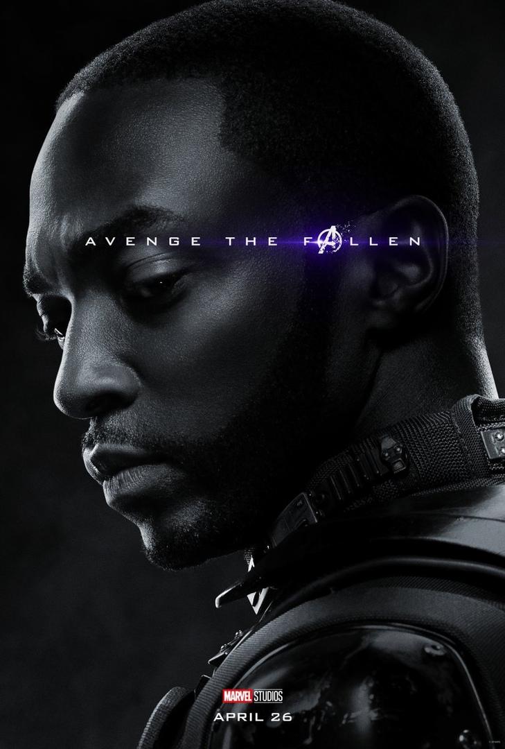 Студия Marvel показала 32 постера к фильму «Мстители: Финал» 31