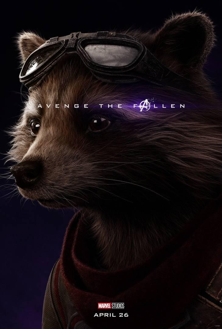 Студия Marvel показала 32 постера к фильму «Мстители: Финал» 15