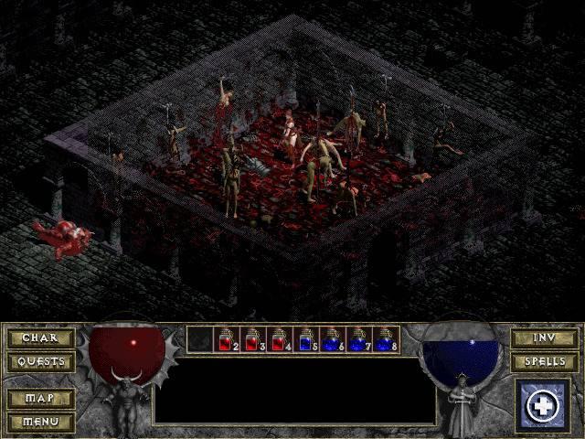 Blizzard и GOG выпустили в продажу первую Diablo — впервые в «цифре» 2