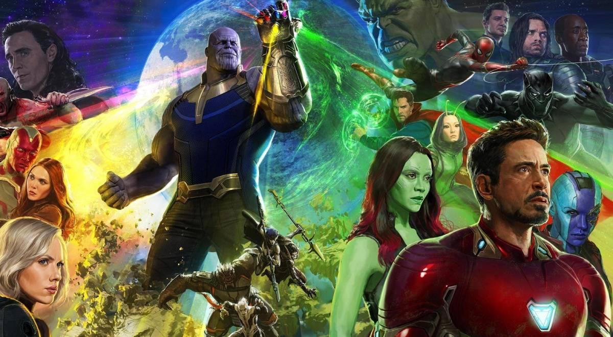 Онлайн-кинотеатр заплатит 1000 долларов за просмотр всех 20 фильмов киновселенной Marvel подряд