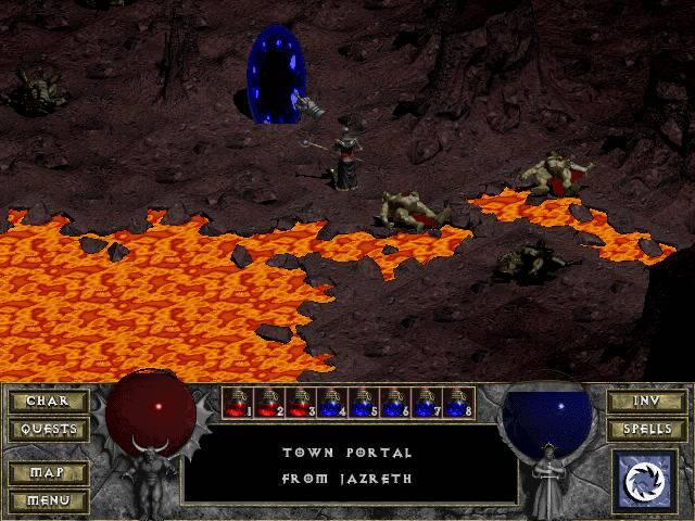 Blizzard и GOG выпустили в продажу первую Diablo — впервые в «цифре» 3
