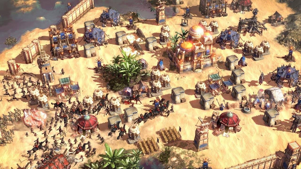 Первый геймплей Conan Unconquered — RTS во вселенной Конана-варвара